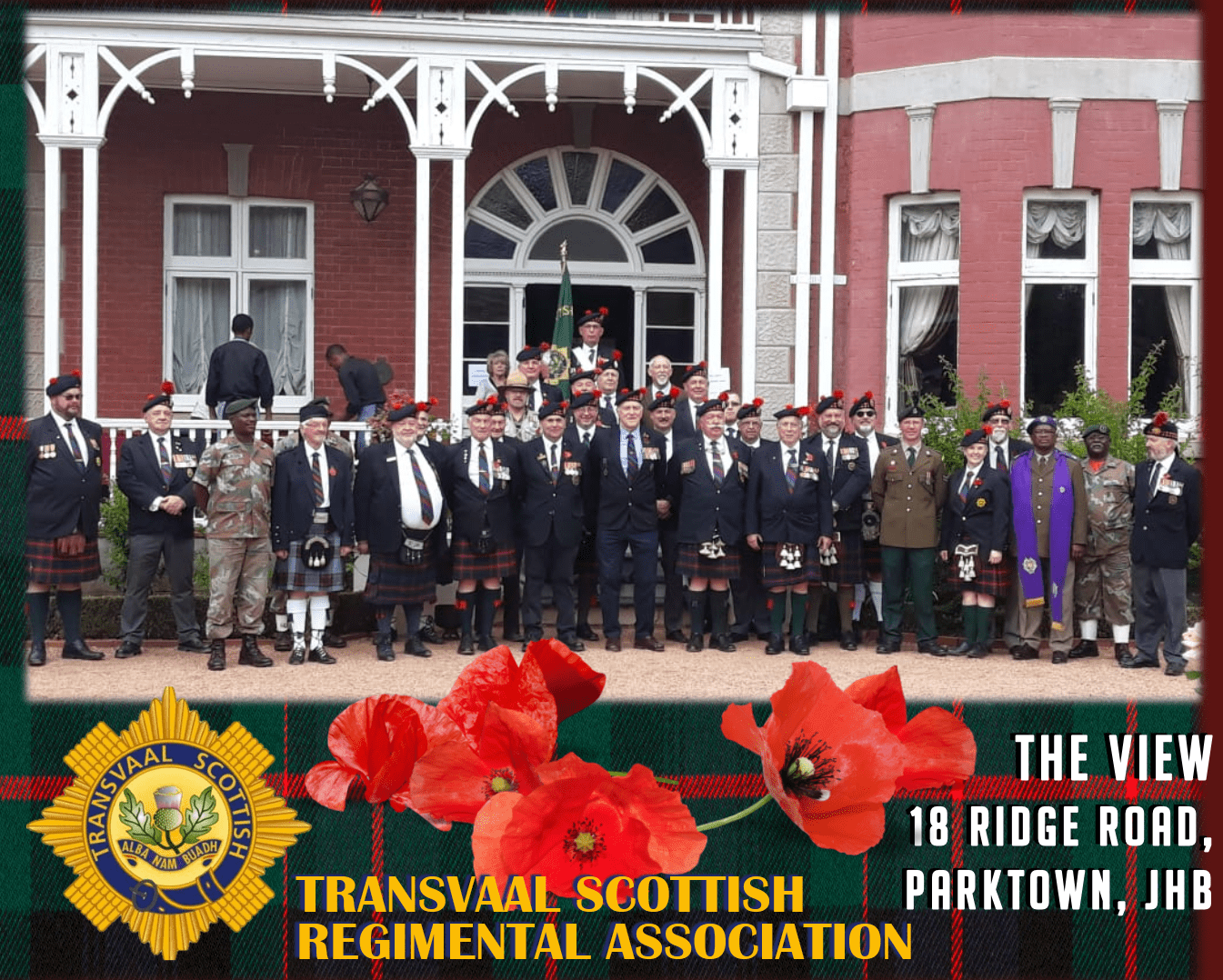 The Transvaal Scottish Regimental Association