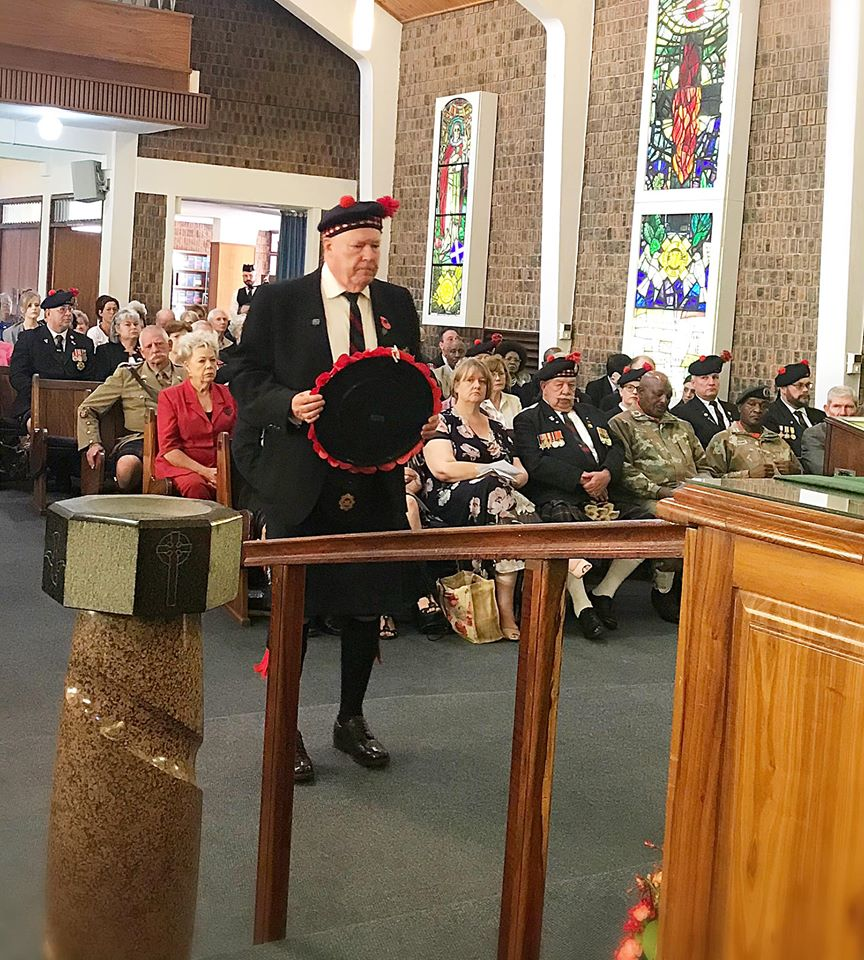 St James Rem Day Service 2019 09
